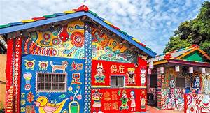 Rainbow Village Taichung  A Paradise For Instagrammers