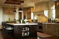old world kitchens Kitchens