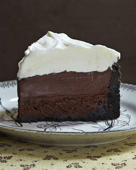 mississippi mud pie aka muddy mississippi cake recipe