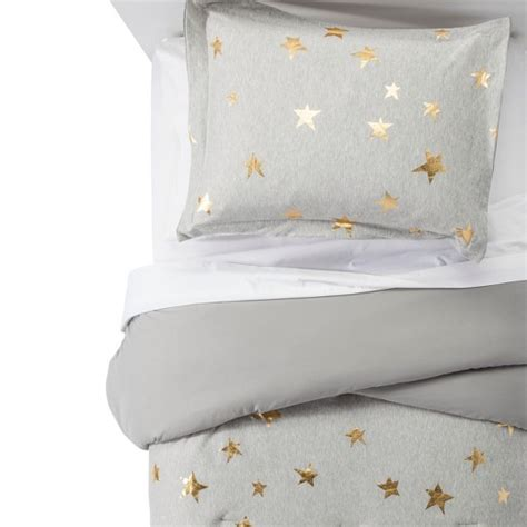 comforter sets on sale jersey comforter set 2 pc gray gold