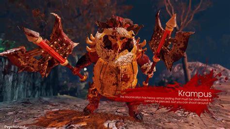 killing floor 2 tragic kingdom killing floor 2 the tragic kingdom gameplay youtube