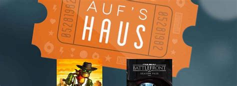 Origin Auf's Haus  Steamworld Dig + Star Wars Battlefront