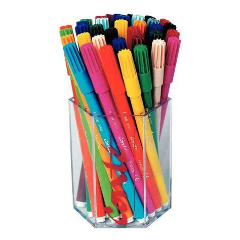 mobilier de bureau 16 bic 829012 feutre coloriage visa pointe assorti pot de 36 vente de feutre