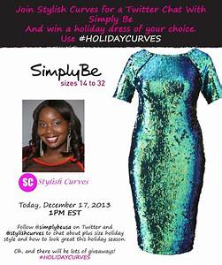 JOIN STYLISH CURVES AND SIMPLY BE FOR A HOLIDAY STYLE ...