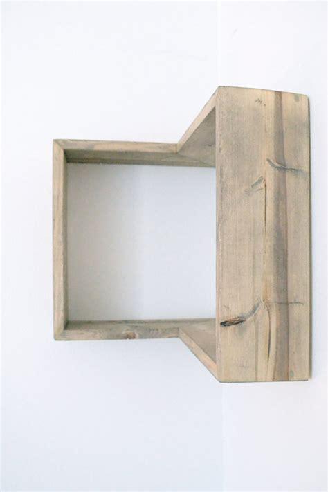 wood corner shelves diy wall corner bookshelves home design and interior Diy