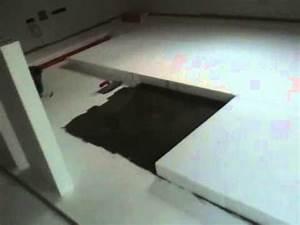 Izolace podlahy polystyren