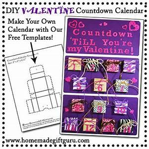 countdown calendar ideas With make your own advent calendar template