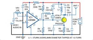 Simple Fm Transmitter For Broadcasting