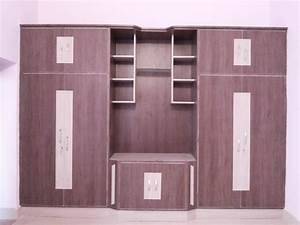 Bedroom Plywood Cupboard Design - Home Design Elements