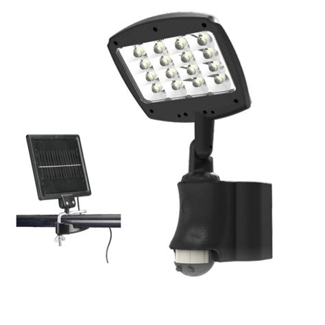 solar powered security wall light unique home living