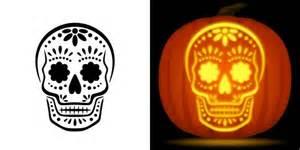 Sugar Skull Pumpkin Stencils Free by 25 Best Ideas About Sugar Skull Pumpkin On Pinterest