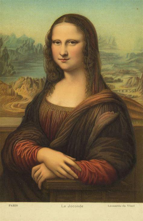Stengel Gem Lderepros Paris Louvre Leonardo Da Vinci Mona Lisa Zeno Org