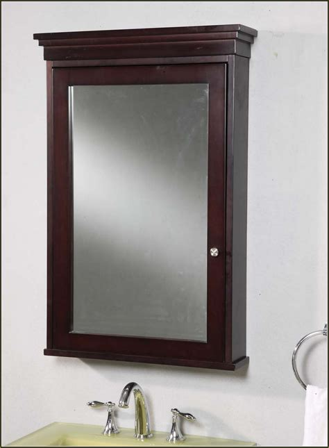 brushed nickel medicine cabinet with mirror cabinets design ideas