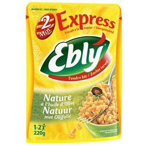 comment cuisiner ebly comment cuire ebly