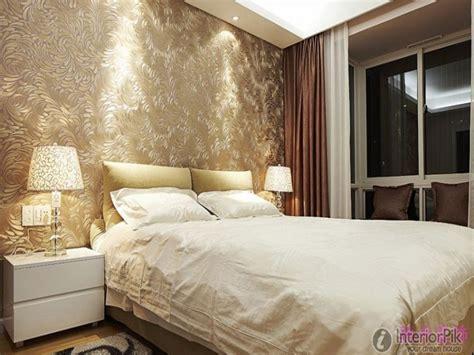 Wallpaper Master Bedroom, Master Bedroom Wall Modern