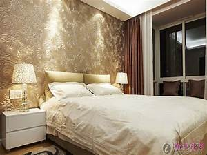 Wallpaper master bedroom, master bedroom wall modern ...