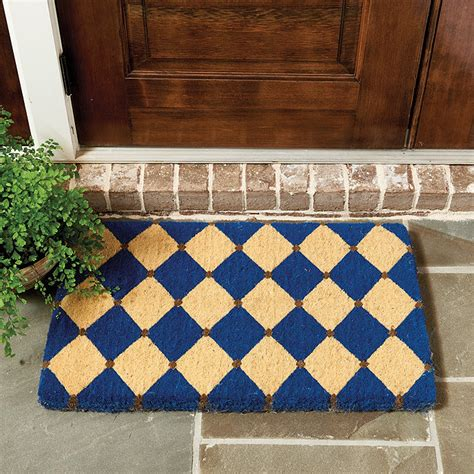 Design A Doormat by Court Coir Mat Ballard Designs