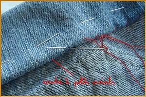 Faire Ourlet Jean : comment coudre un ourlet de pantalon a la main ~ Melissatoandfro.com Idées de Décoration