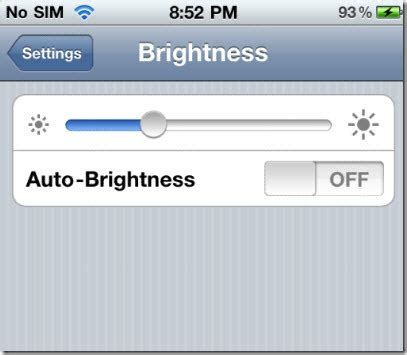 brightness on my phone 10 simplest ways to increase your iphone s battery
