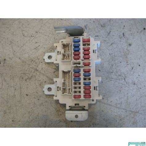 Fuse Box In Nissan 350z by 03 Nissan 350z Interior Fuse Box R9736