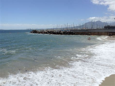 Bikini Beach Next To Gordons Bay