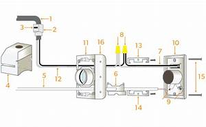 Central Vacuum Inlet Valve Installation Instructions