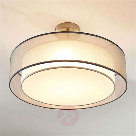 compra lampara led de techo pikka atenuable  fases gris
