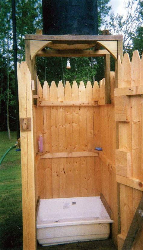 Homestead Crossing Inc's Blog Diy  Outdoor Shower