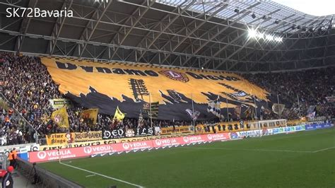 Sg dynamo dresden, dresden, germany. SG Dynamo Dresden - Hertha BSC Berlin // Choreographie im ...
