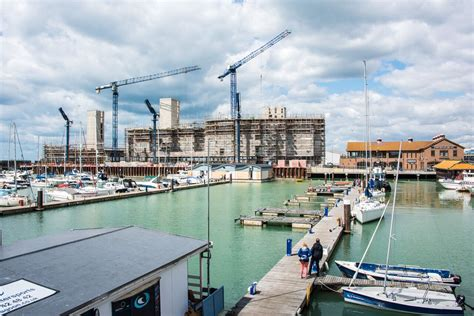 Yacht New Brighton by Brighton Yacht Club And Marina Developments Baqus