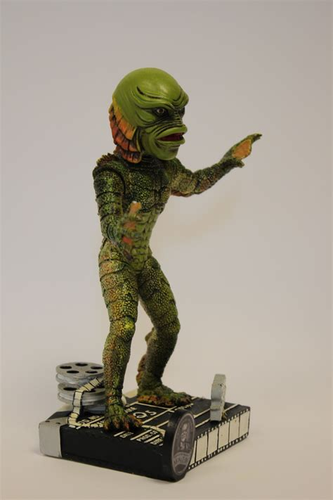 Creature from the Black Lagoon Bobble Head | Sold Details ...