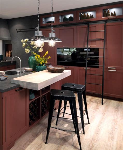 Kitchen Design Trends 2018  2019  Colors, Materials