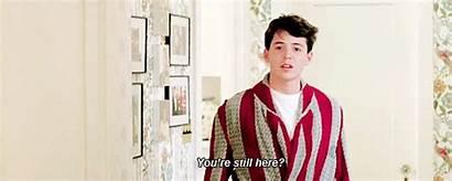 Ferris Bueller Broderick Matthew Scene Gifs End