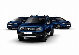 Prix D Une Dacia : dacia 10 ans tous les prix de la s rie limit e anniversaire l 39 argus ~ Gottalentnigeria.com Avis de Voitures