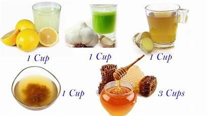 Garlic Ginger Lemon Honey Cider Apple Recipe