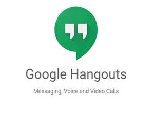 Gmail Sign in Google Hangouts