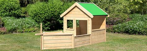 Kinderspielhaus Im Garten  Gartenhaus Online Magazin