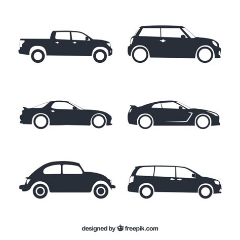 Car Silhouette Vectors, Photos And Psd Files