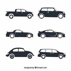Car Silhouette Vectors, Photos and PSD files Free Download