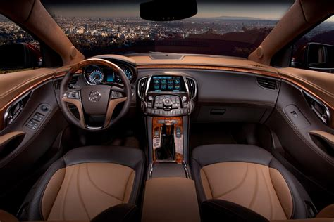 2018 Buick Lacrosse Gl Concept To Debut At La Auto Show