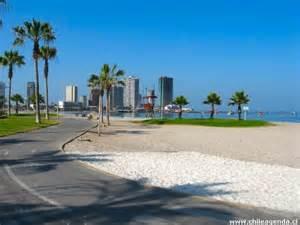 Playa Cavancha Iquique Chile