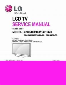 Lg 32cs460  32cs460s  32cs460t  32cs463  32cs465  32cs466  Chassis Ld21c  Service Manual  U2014 View