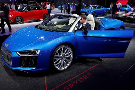 Paris Motor Show 2016 Photos The Hottest, Fastest And