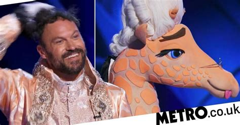 The Masked Singer on FOX: Actor Brian Austin Green ...