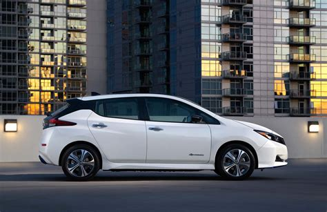 nissan leaf   longer range  cheapest trim