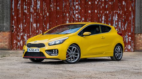 2016 Kia Pro Ceed Gt Wallpapers & Hd Images