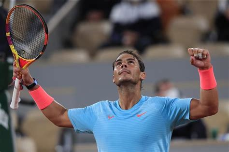 French Open: Rafael Nadal storms into 4th round, Wawrinka ...