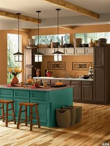 25 best ideas about teal kitchen walls on pinterest With what kind of paint to use on kitchen cabinets for hobby lobby canvas wall art