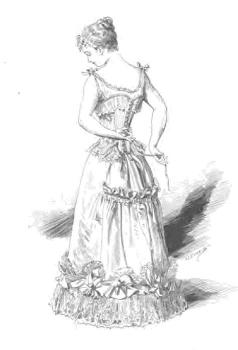 corset controversy