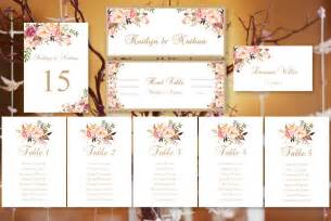 wedding dress bags wedding seating chart quot blooms quot floral table sign